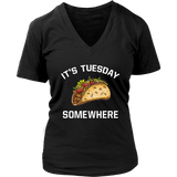 LeBron James It's Tuesday Taco Somewhere T-Shirt