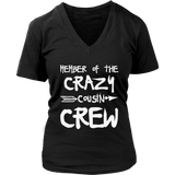 Member Of The Crazy Cousin Crew T-Shirt