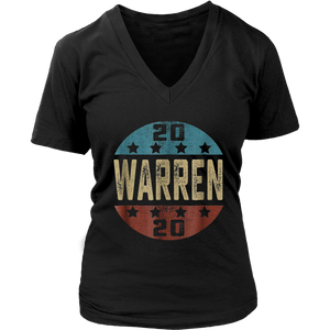 Elizabeth Warren President 2020 Shirt Nevertheless Persisted