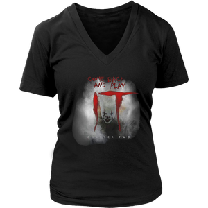 IT Chapter Two - Come Back & Play T-Shirt