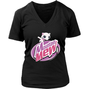 MOUNTAIN MEW POKEMON SHIRT