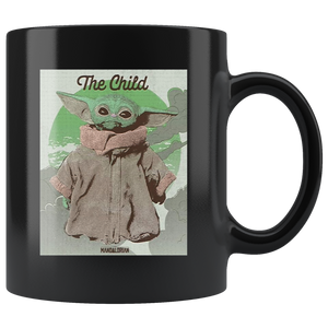 The Child Mandalorian Poster Mug