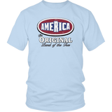 America The Original Land Of The Tree T Shirt