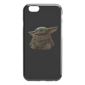 baby yoda iphone case
