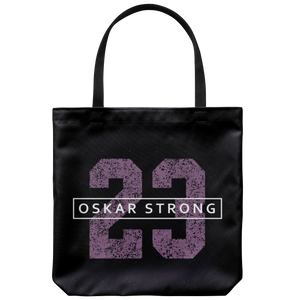 Oskar Strong 23 Tote Bag Oskar Lindblom Bag