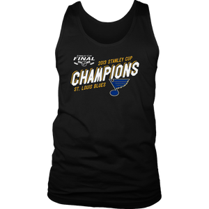 Stanley Cup Champions 2019 St. Louis Blues T-Shirt
