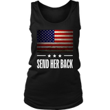 Send Her Back American Flag T-Shirt