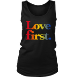 Hoda Kotb Love First T-Shirt