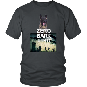 Conan Dog Hero Zero Bark Thirty Shirt