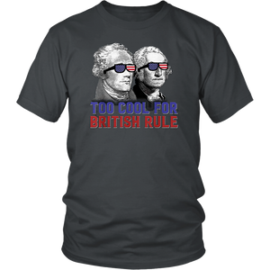 George Washington Shirts Hamilton 4th Of July Party