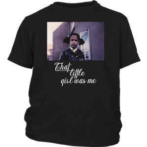 Kamala Harris Selling 'That Little Girl Was Me' T-Shirts