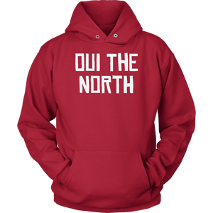 OUI THE NORTH SHIRT TORONTO RAPTORS