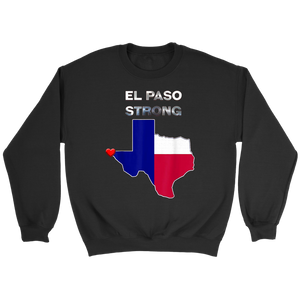 El Paso Strong Crewneck Sweatshirt