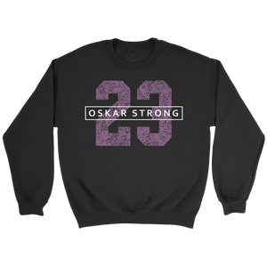 Oskar Strong 23 Crewneck Sweatshirt
