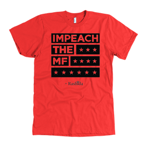 Rashida Tlaib Impeach The Mf American Apparel Mens Shirt