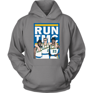 RUN TMC SHIRT GOLDEN STATE WARRIORS