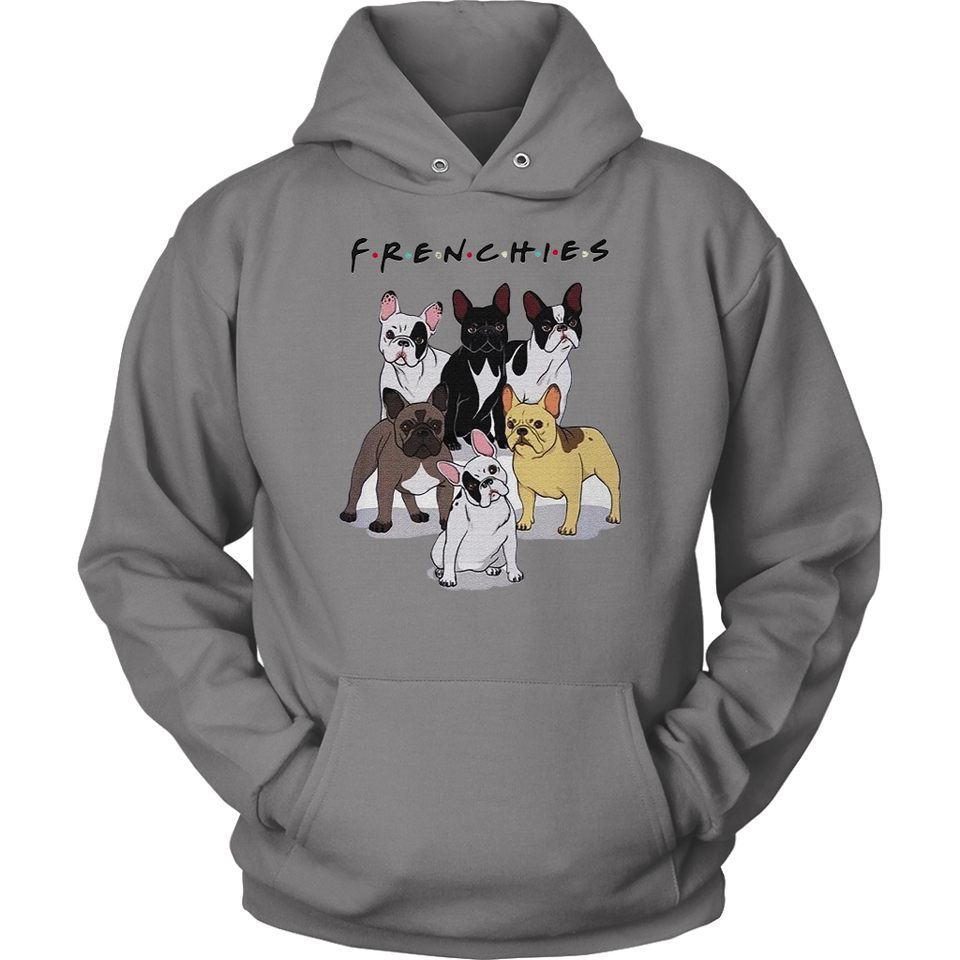 FRENCHIES (FRIENDS) T-SHIRT FUNNY FRIENDS STRANGER THING
