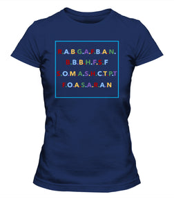 RABGAFBAN City Girls Act Up Tee shirt - Women's Tee Shirt