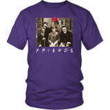 Horror Halloween Team Friends shirt