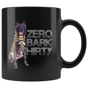 Zero Bark Thirty Mug Coffee