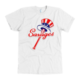 Savages  Apparel Mens Shirt New York Yankees Top Hat Emblem - Tommy Kahnle
