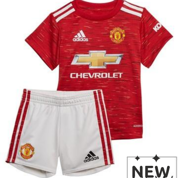 manchester united home kids kit 2020 2021 manchester united home kids kit 2020 2021