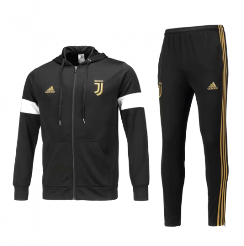 official photos 19d34 49e0e Juventus Black Jacket Suit 2018-2019