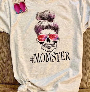 Momster Tee - This & That Boutique Shop