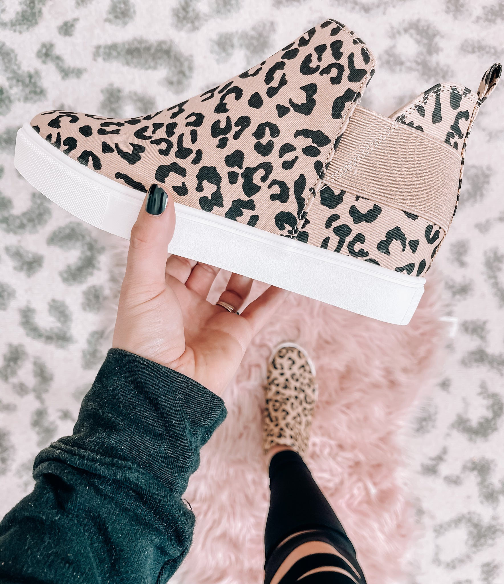 Cheetah Booties - This & That Boutique Shop