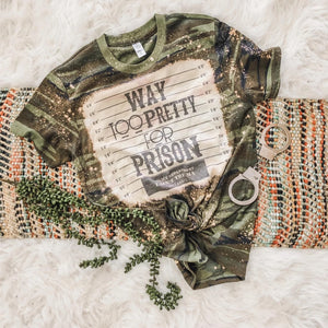 Way To Pretty For Prison - This & That Boutique Shop