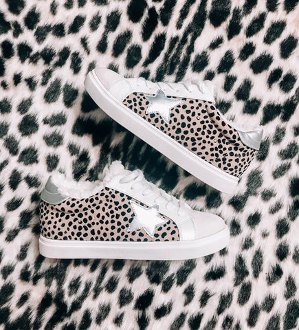 Fur Lined Sneakers - This & That Boutique Shop