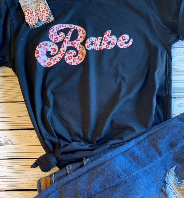 Babe Tee - This & That Boutique Shop