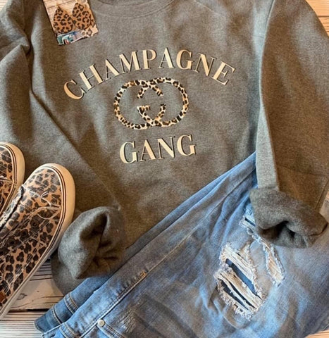 Champagne Girl - This & That Boutique Shop