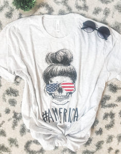 America Tee (PRE-ORDER) - This & That Boutique Shop