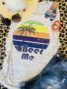 Beer Me Tank (PRE-ORDER) - This & That Boutique Shop