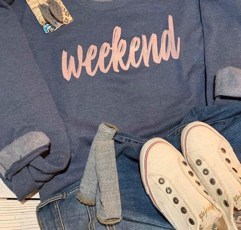 Weekend Sweater - This & That Boutique Shop