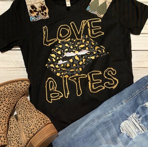 Love Bites Tee - This & That Boutique Shop