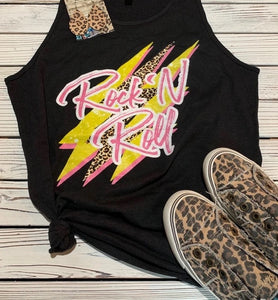 Rock N Roll Tank - This & That Boutique Shop