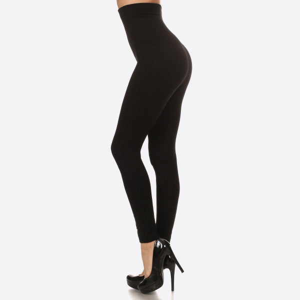Tummy Control Leggings - This & That Boutique Shop
