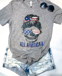 All American Tee (PRE-ORDER) - This & That Boutique Shop