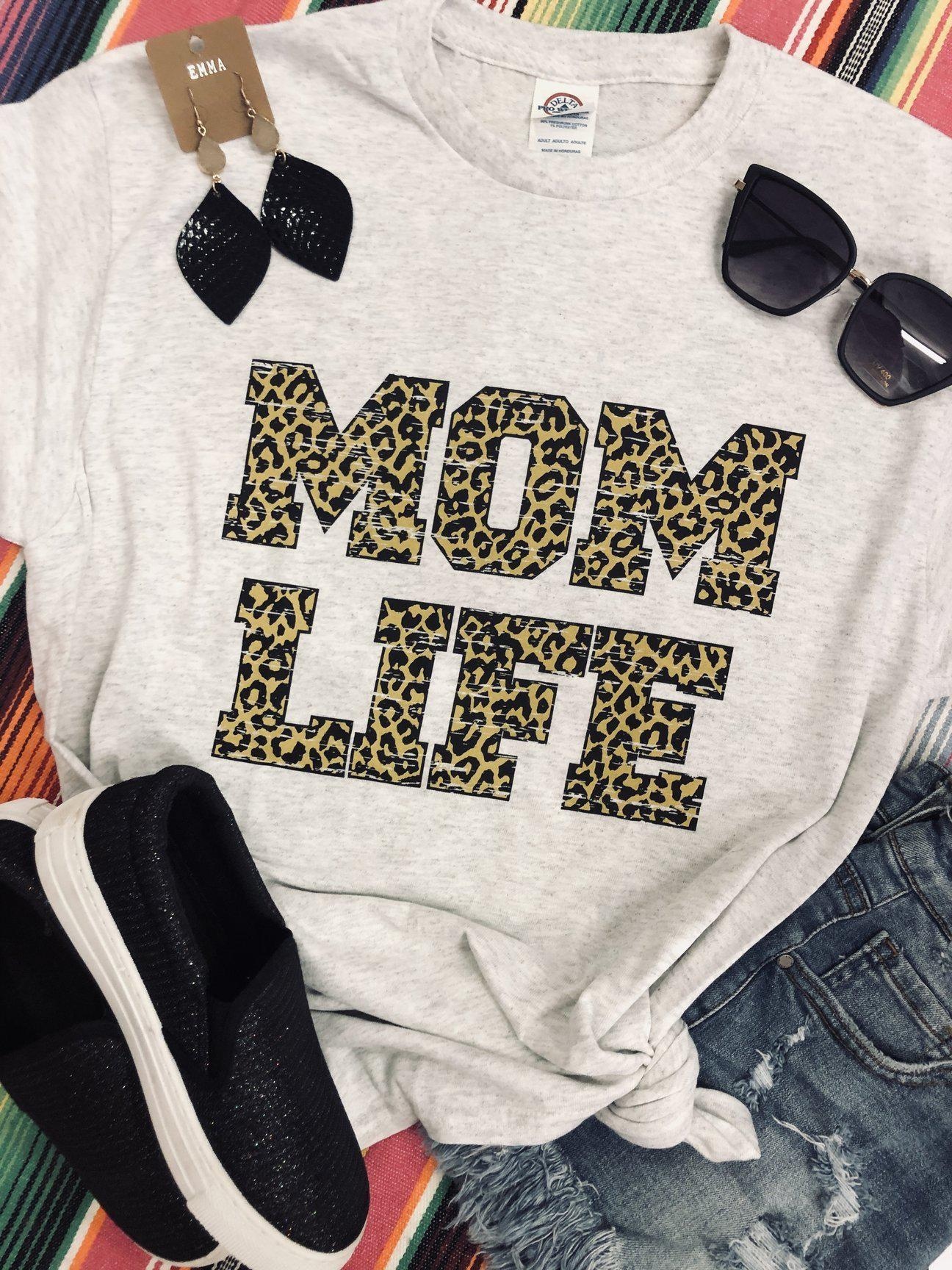 Mom Life (PRE-ORDER) - This & That Boutique Shop