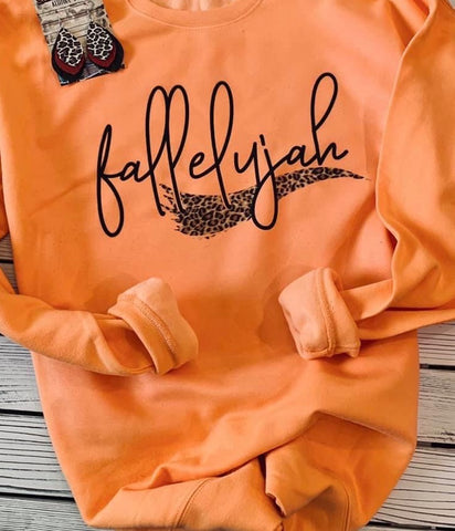 Fallelujah Sweater (PRE-ORDER) - This & That Boutique Shop