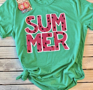 Summer Tee (PRE-ORDER) - This & That Boutique Shop