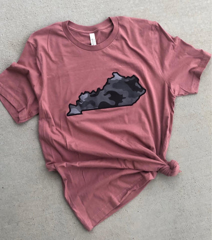 KY State Tee (ANY STATE) PRE-ORDER) - This & That Boutique Shop