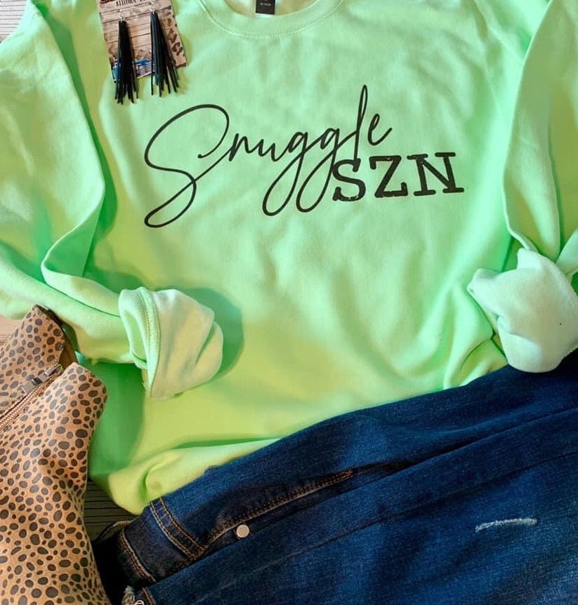Snuggle SZN - This & That Boutique Shop