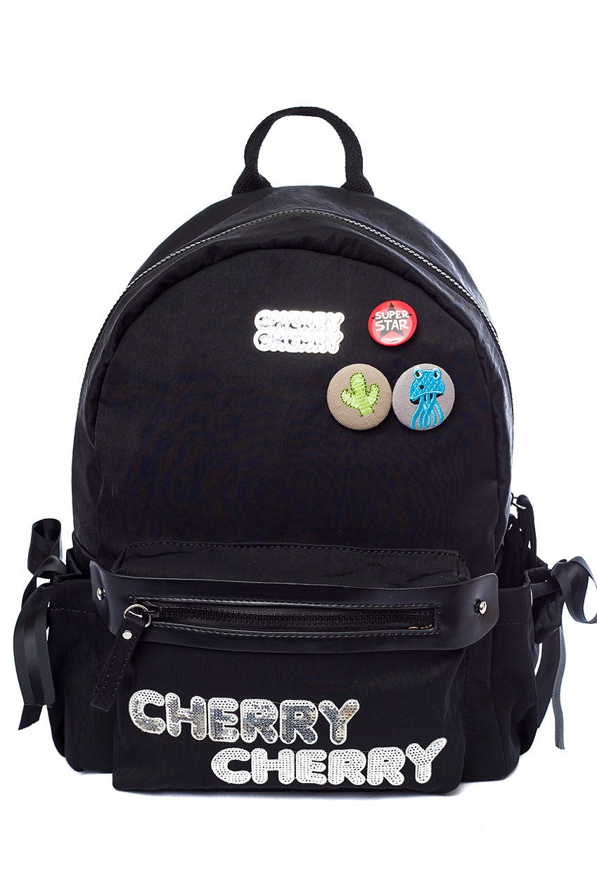 Lizzy Fun Backpack - Cherry Cherry
