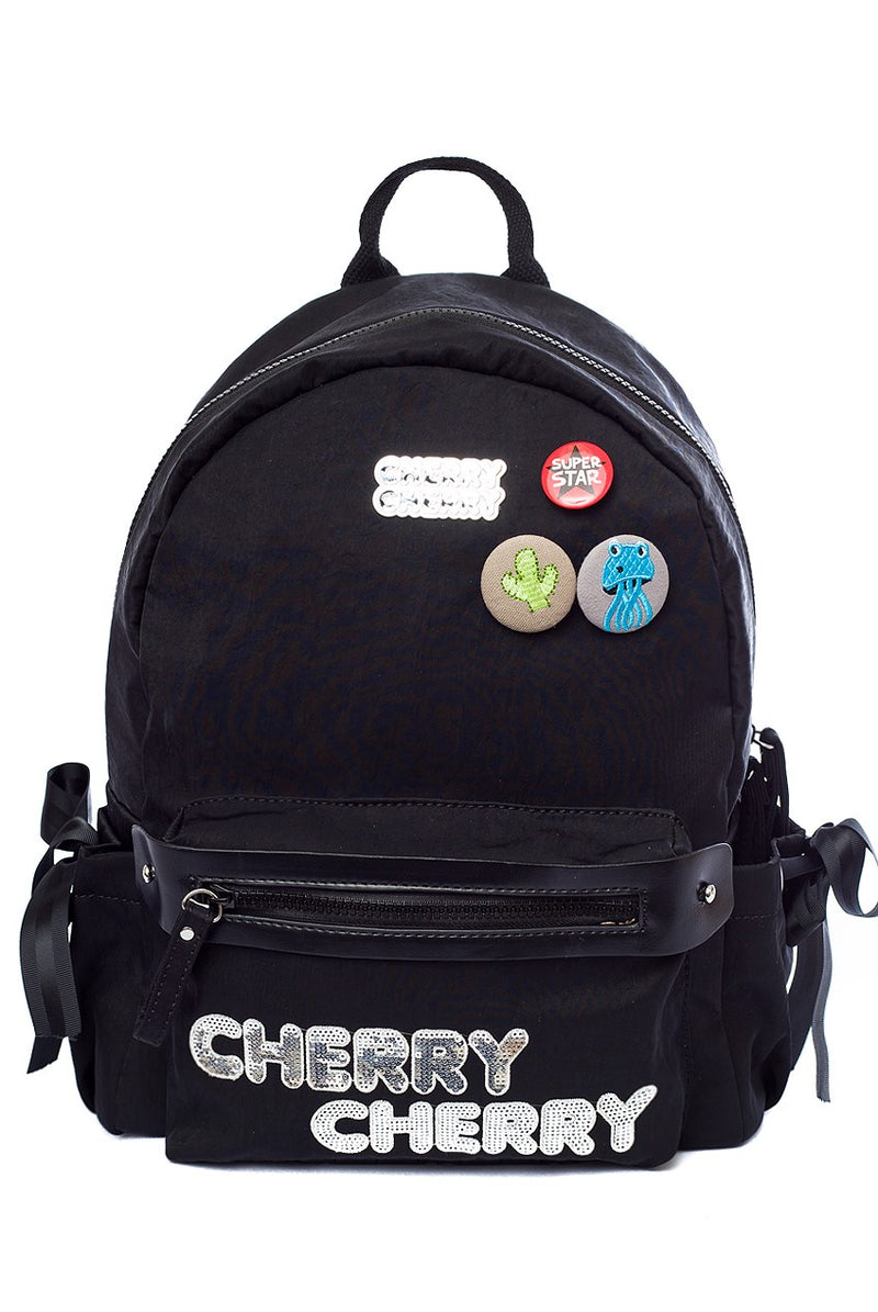 Lizzy Backpack - Cherry Cherry