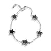 Black Star Bracelet - Cherry Cherry
