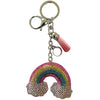 Rainbow Key Charm - Cherry Cherry