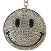 Smiling Sparkly Key Charm - Cherry Cherry